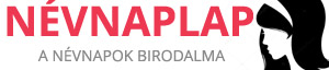 Névnapok, eredete, jelentése – Névnaplap logo